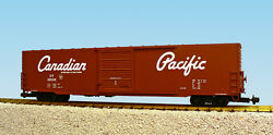 Usa Trains G Scale 60 Ft Single Door Box Car R19415a Canadian Pacific