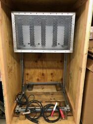 Custom 5 X 50 Ohm Resistive Load Bank Switched 20a Max