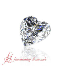Conflict Free Diamonds - 0.75 Carat Heart Shaped Loose Diamond - Its A Rare Find