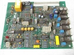 Miller Electric 152371 Control Board Used