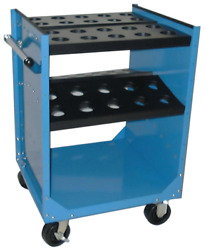 Kennedy CutterKart 50 Taper NC CNC Tool Storage Trolley 36 Capacity 73250UB