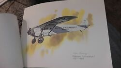 United Airlines Collector Nixon Galloway Print Litho Fokker Universal Air Mail