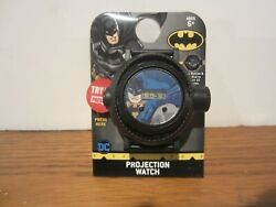 Batman Projection Watch with Push Button amp; Twist Dial Project 10 Pictures
