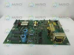 General Electric 0621l0204-g001 Field Interface Board Used