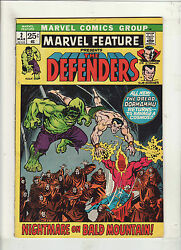 Marvel Feature 2 Vf