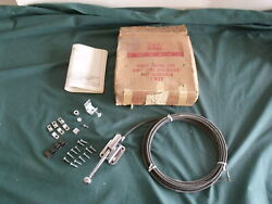 Nos 1963 1964 1965 Ford Trunk Release Mustang Falcon 63 64 65 Fomoco Oem