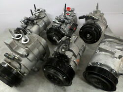 2013 2014 2015 Ford C-max Ac Air Conditioner Compressor Assembly 82k Oem