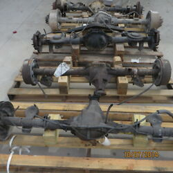 2005 05 Dodge Ram 2500 4.56 Ratio Front Axle Assembly Oem 106k Miles
