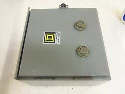 Square D 8810-sca1 Ser. A Overload Relay Thermal Unit New No Box