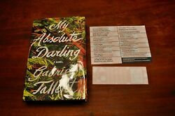 My Absolute Darling, Tallent Signed 1st Edition + Arc Advanced Reader's Copy +++