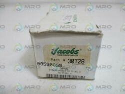 Jacobs 30728 Keyed Drill Chuck 3/8 W/threaded Mount New In Box