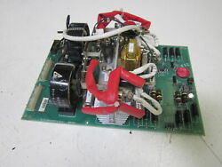 General Electric Ds3800nepa1d1c Pwb Exciter Board Used