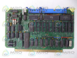Package Machinery Company Pc-1004 Control Board Used