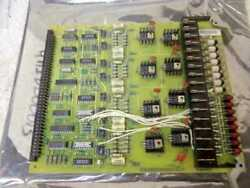 General Electric Ds3800hsdd1d1f Pc Board Solenoid Driver Used
