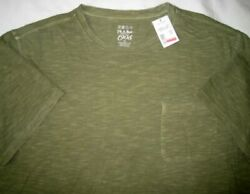 Jos A Bank Andreg 1905 Tailored Fit - Heather Olive - Xl Extra Large T Shirt New Nwt