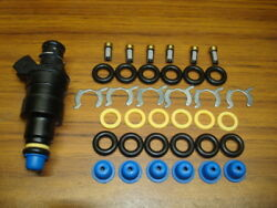Fuel Injector Replacement Parts Kit For Fiero V6 With Multi-port Fuel Injection
