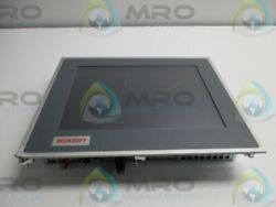Beckhoff Cp6201-0001-0020 Accutouch Elo Display 12 As Pictured Used