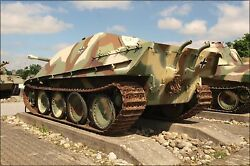 Poster Many Sizes Jagdpanther Tank Destroyer Pic09