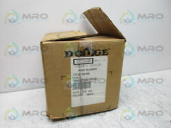 Dodge 17qs10h56 Ratio 101 Gear Reducer New In Box