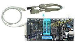 New Pcb5.0e Kee Willem Eprom Programmer Ship From Usa Free Db25 And Usb Cables