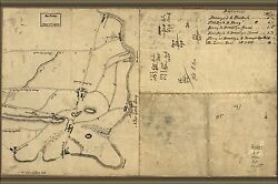 Poster Many Sizes Map Of Brooklyn Kings County Long Island 1770