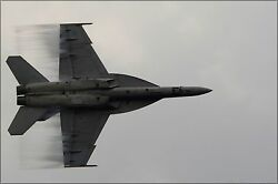 Poster Many Sizes F-a-18f F-18 Super Hornet Assigned To The Strike Fighter Squ