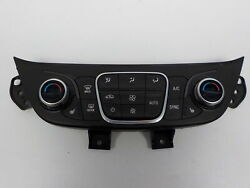 2018 Chevrolet Equinox Dual Zone Automatic Climate Control Unit OEM