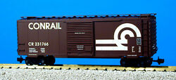 Usa Trains G Scale R19203c Conrail W/8' Youngtown- Bc Red Ps1 Box Car