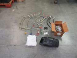 Case Ih New Holland Two Spool Remote Valve Kit - 710440056, 716254006 New Oem