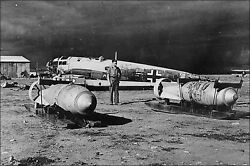 Poster Many Sizes Heinkel He 111 Wreckage And Bombs In Libya 1940-1943