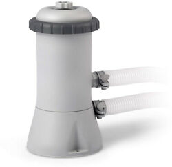 Filter Pump Above Ground Pools 1000 Gph Pool Equipment And Parts