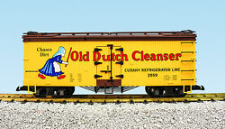 Usa Trains G Scale 16028 Old Ductch Cleanser Choice Of Rd New Release