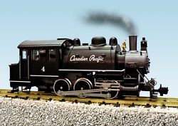 Usa Trains G Scale R20065 Dockside 0-6-0t Steam Locomotive Canadian Pacific 4