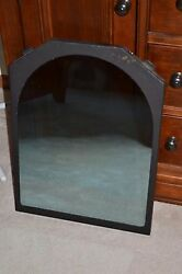 Avalon Hideaway Gas Insert Fireplace Glass And Frame Arch Top 18 X 23.5 Mirror