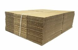 Lot Of 10 Cardboard Boxes 25x9x4 Corrugated Shipping Moving Packing Supplies