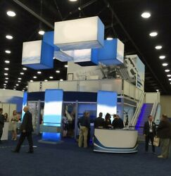 2 Story Trade Show Booth $45000 OBO