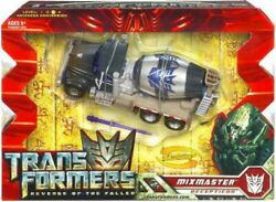 Transformers Revenge Of The Fallen Mixmaster Voyager Action Figure