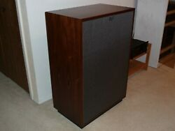 Klipsch Cornwall III Floor Standing Speakers Special Edition Indian Rosewood