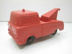 Galanite Sweden Bedford Breakdown Tow Truck In Red Good Condition Rare