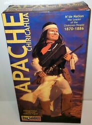 Dog Soldiers (Limited Edition) Chiricahua Apache N'de Nation War Leader RARE!