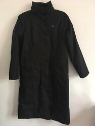 CLIMATE BASE JD Williams & Co Slightly Padded Shower Wind Proof Long Coat Size12