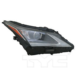 16-19 Lexus RX-350 wo AdaptiveCold Climate Right Passenger Headlight NSF