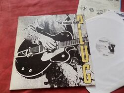 The Groove Farm Plug Lp + Inserts 1980's Indie