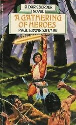 Complete Set Series Lot of 4 Dark Border books by Paul Edwin Zimmer Lost Prince