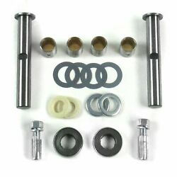 Straight Solid Axle Spindle Kingpin Set Early Fits Ford 1928-1948 Early Model A