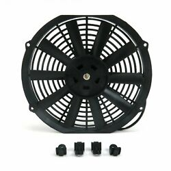 14 Ctw 2175 Fcfm High Performance Blu Cooling Fan Hot Rods Muscle Cars