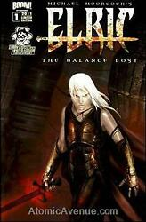 Elric The Balance Lost 1e Vf Boom | Save On Shipping - Details Inside