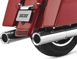 Vance And Hines Hi-output Slip-ons 16463