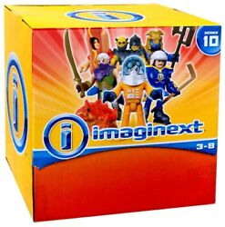 Imaginext Series 10 Collectible Figure Mystery Minis Blind Box [36 Packs]