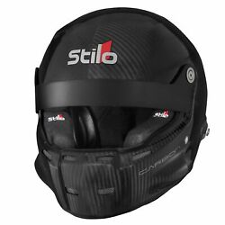 Stilo St5r Carbon Rally Snell And Fia 2015 Approved Motorsport Helmet